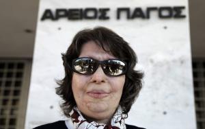Στον Άρειο Πάγο η επίθεση με βιτριόλι σε βάρος της Κωνσταντίνας Κούνεβα