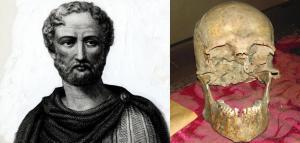 Bρέθηκε το κρανίο του Πλίνιου του Πρεσβύτερου;