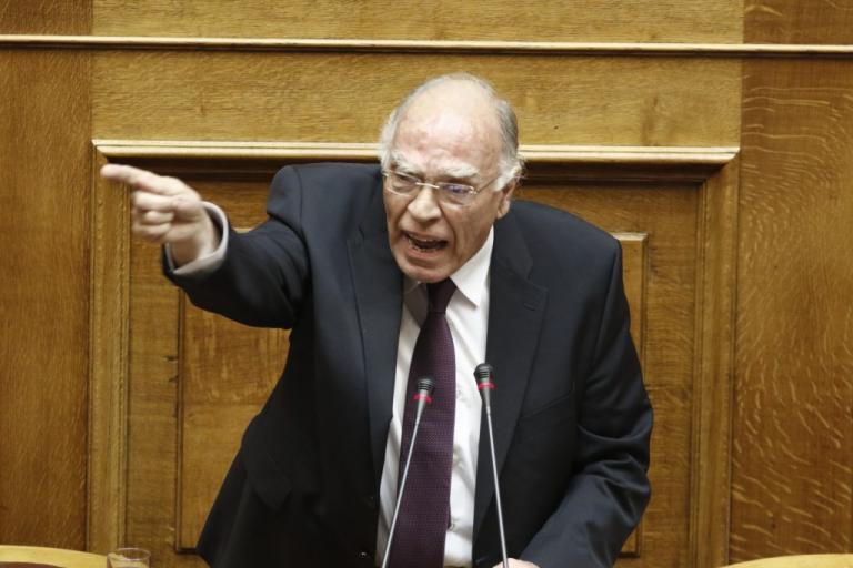 Βασίλης Λεβέντης: Οριστικό! «Θα παραιτηθώ, θα τους ξεφτιλίζω»!   Newsit.gr