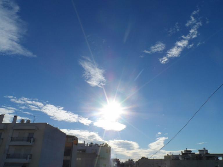 Καιρός: Καλοκαιράκι σήμερα, βροχές από αύριο | Newsit.gr