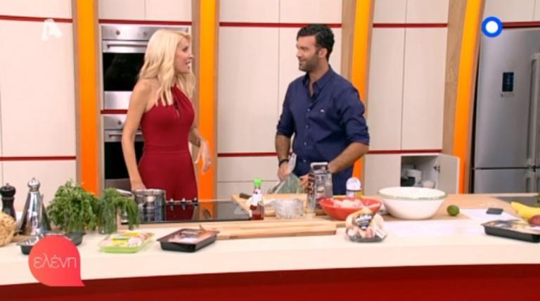 Ο νέος μάγειρας την… είπε στη Μενεγάκη στον αέρα! Σάστισε η Ελένη… | Newsit.gr