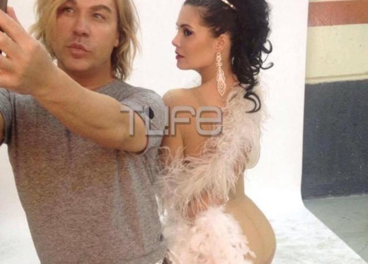 Τα σέξι οπίσθια της Μαρίας Κορινθίου δίχως ρετούς!   Newsit.gr