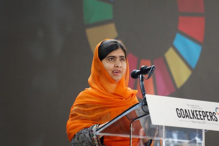 Τρόλαραν τη νομπελίστα Μαλάλα Γιουσαφζάι για το skinny τζιν και τα τακούνια [pic]   Newsit.gr