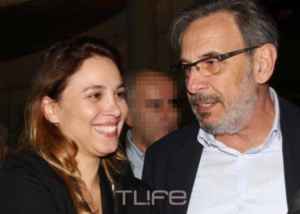 Διονύσης Τσακνής – Άννα Μονογιού: Σπάνια εμφάνιση για το ερωτευμένο ζευγάρι   Newsit.gr