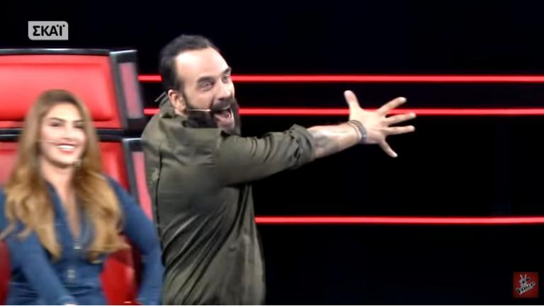 "The Voice: Η ""εκδίκηση"" του Πάνου Μουζουράκη! Γιατί έριξε ""φάσκελα"" στους κριτές! [vid] | Newsit.gr"