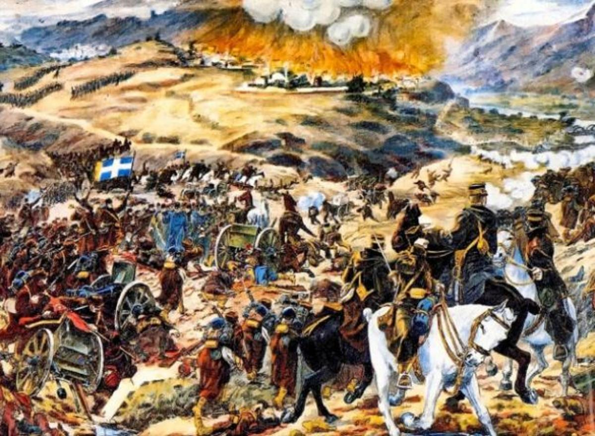 Η Μάχη των Γιαννιτσών: H μάχη  που άνοιξε το δρόμο για την απελευθέρωση της Θεσσαλονίκης   Newsit.gr