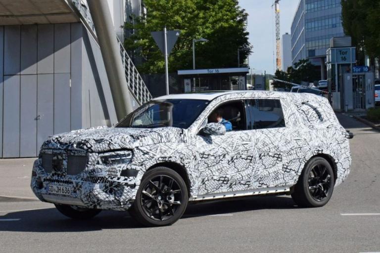 Ετοιμάζεται η νέα γενιά της Mercedes-Benz GLS | Newsit.gr