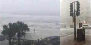 ΗΠΑ: Ο τυφώνας Νέιτ αναμένεται να εξασθενήσει σε τροπική καταιγίδα