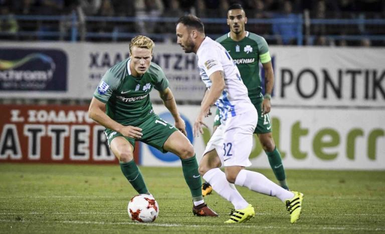 Λαμία – Παναθηναϊκός 1-1 ΤΕΛΙΚΟ | Newsit.gr