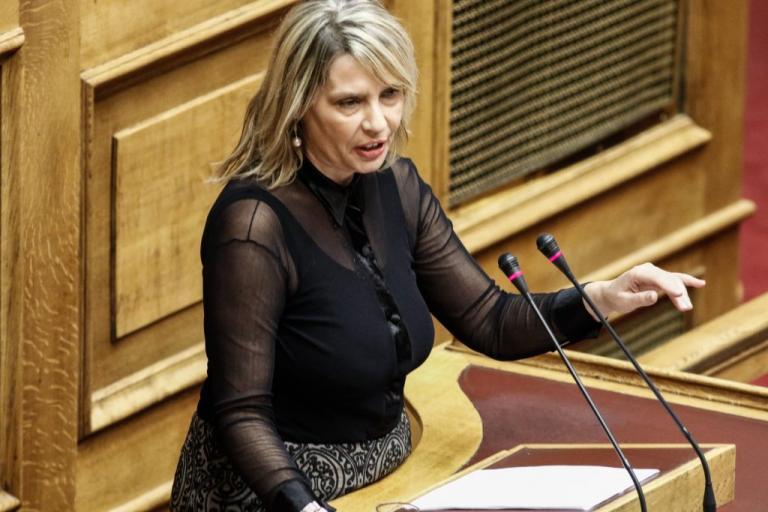 Διαγράφηκε η Κατερίνα Παπακώστα από τη Νέα Δημοκρατία | Newsit.gr