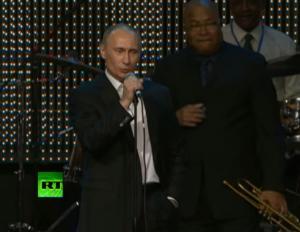 "Fats Domino: Όταν ο Πούτιν τραγουδούσε το θρυλικό ""Blueberry Hill""! [vids]"
