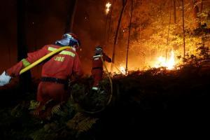 Φωτιές σε Ισπανία – Πορτογαλία: 45 οι νεκροί [pics, vids]