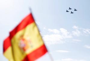 Τραγωδία στην Ισπανία! Συντριβή στρατιωτικού αεροσκάφους – Νεκρός ο πιλότος