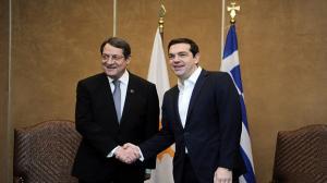 Τσίπρας – Αναστασιάδης: Το τηλεφώνημα πριν τη συνάντηση με τον Τραμπ