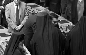Αλλαγή φύλου: Απόσυρση του νομοσχεδίου ζητά η Εκκλησία!