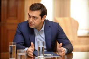 Τσίπρας: Επιμένουμε στη συνεργασία με όλες τις δημοκρατικές δυνάμεις
