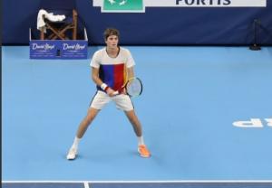Τσιτσιπάς: Δεν κατάφερε να περάσει στον τελικό