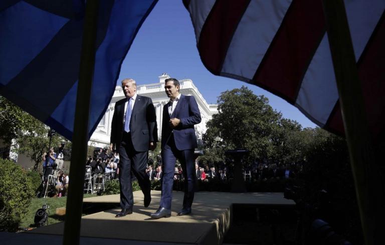 Τσίπρας – Τραμπ στον Λευκό Οίκο: Το deal, η πρόσκληση στην Ελλάδα και οι ατάκες με… νόημα | Newsit.gr