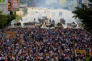 Στην αντιπολίτευση της Βενεζουέλας το Βραβείο Ζαχάρωφ 2017