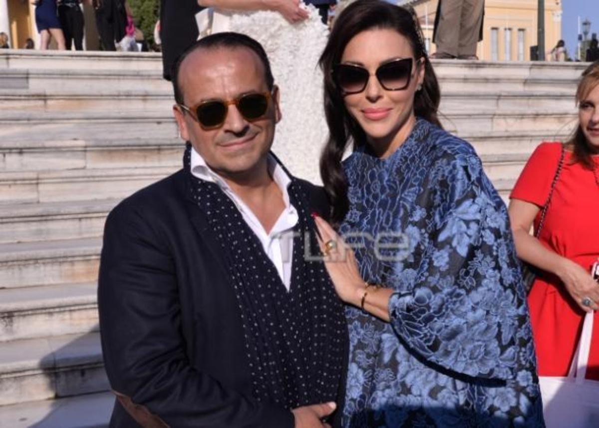 Σίσσυ Φειδά: Σικ εμφάνιση στο fashion show του Βασίλη Ζούλια! | Newsit.gr