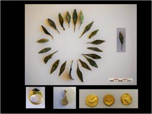 Οι αρχαίοι θησαυροί που ήρθαν στο φως στο Χιλιομόδι Κορινθίας [pics]