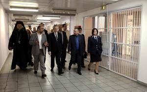 Εγκαινιάστηκε η πρώτη Αγροτική Φυλακή Γυναικών – Κοντονής: Εμβληματικό έργο [pics]