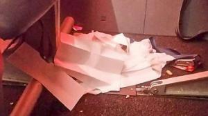 Χαμός σε πτήση! Τι «έκρυβε» το κάθισμα και ξεσηκώθηκαν οι επιβάτες [pics]
