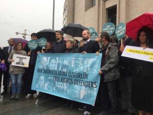 Τουρκία: Στο σκαμνί σήμερα και η Διεθνής Αμνηστεία