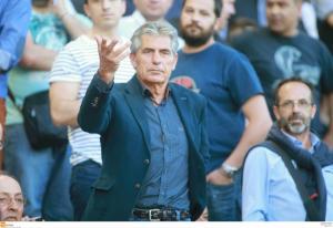 Αναστασιάδης: «Το πρόβλημα του ΠΑΟΚ είναι ο ΠΑΟΚ»