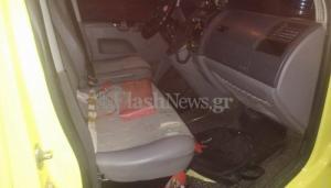 Κρήτη: Έκλεψε ασθενοφόρο και έκανε «γκαζιές» στους δρόμους του Ηρακλείου!