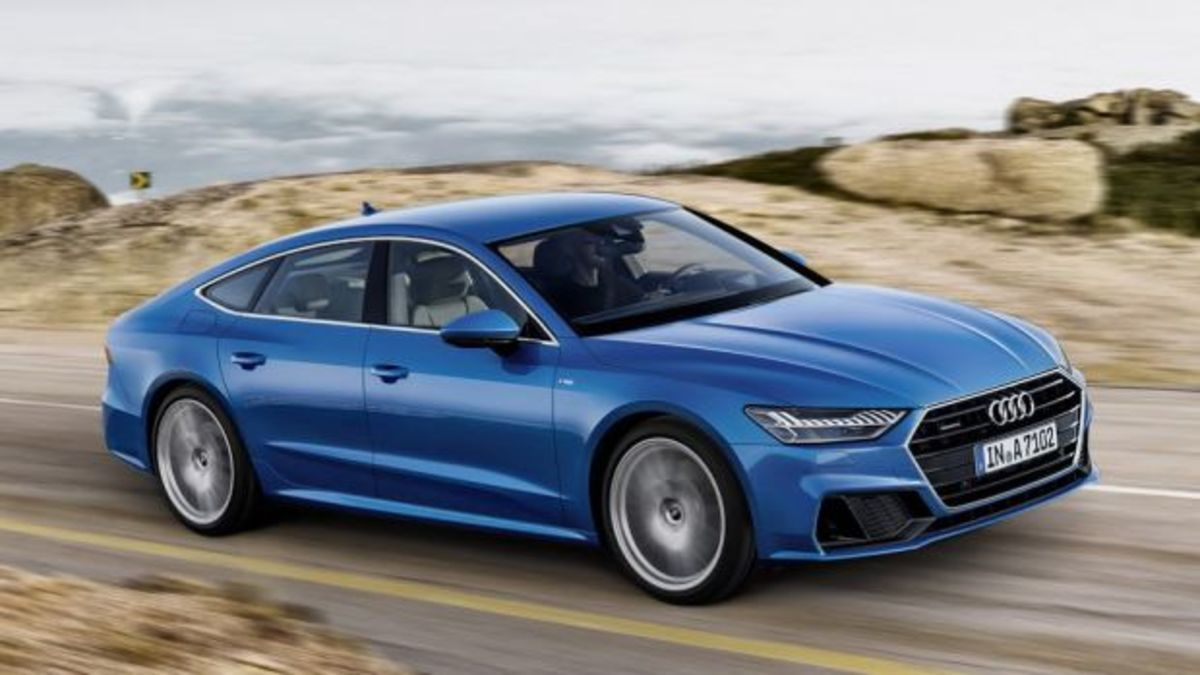 H Audi αποκάλυψε τη δεύτερη γενιά του A7 Sportback [vid] | Newsit.gr