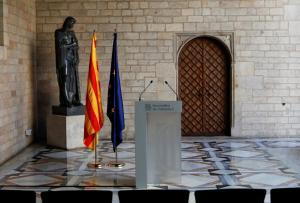 Καταλονία: Ακυρώθηκε αιφνιδιαστικά το διάγγελμα Πουτζδεμόν!