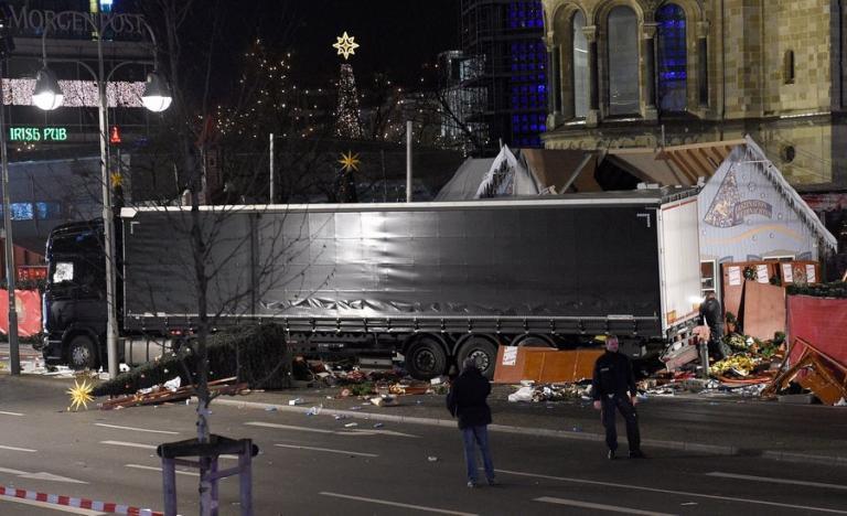 Τρομοκρατική επίθεση στο Βερολίνο! Τα έκαναν… ρόιδο οι Γερμανοί! Πόρισμα «φωτιά»