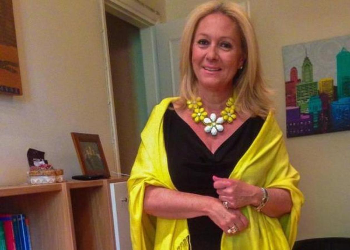 Bίκυ Γριμάνη Ζαφειροπούλου: Η σύζυγος του δολοφονημένου δικηγόρου που μας συγκλόνισε! Φωτογραφίες