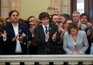 Καταλονία: Θα απαγγείλουν κατηγορίες στον Πουτζδεμόντ!