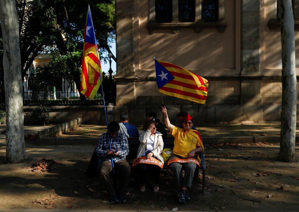 Καταλονία ανεξαρτησία Πουτζδεμόν