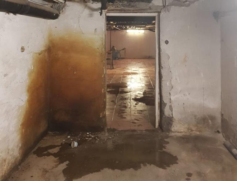 Χολέρα στο «Έλενα»: Φωτογραφίες σοκ από το σημείο που πήραν το μολυσμένο δείγμα | Newsit.gr
