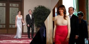 Η Μελάνια Τραμπ δεν θα συναντήσει την Μπέτυ Μπαζιάνα