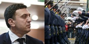 Σοκ από την επίθεση σε Ευέλπιδες στο Μοναστηράκι