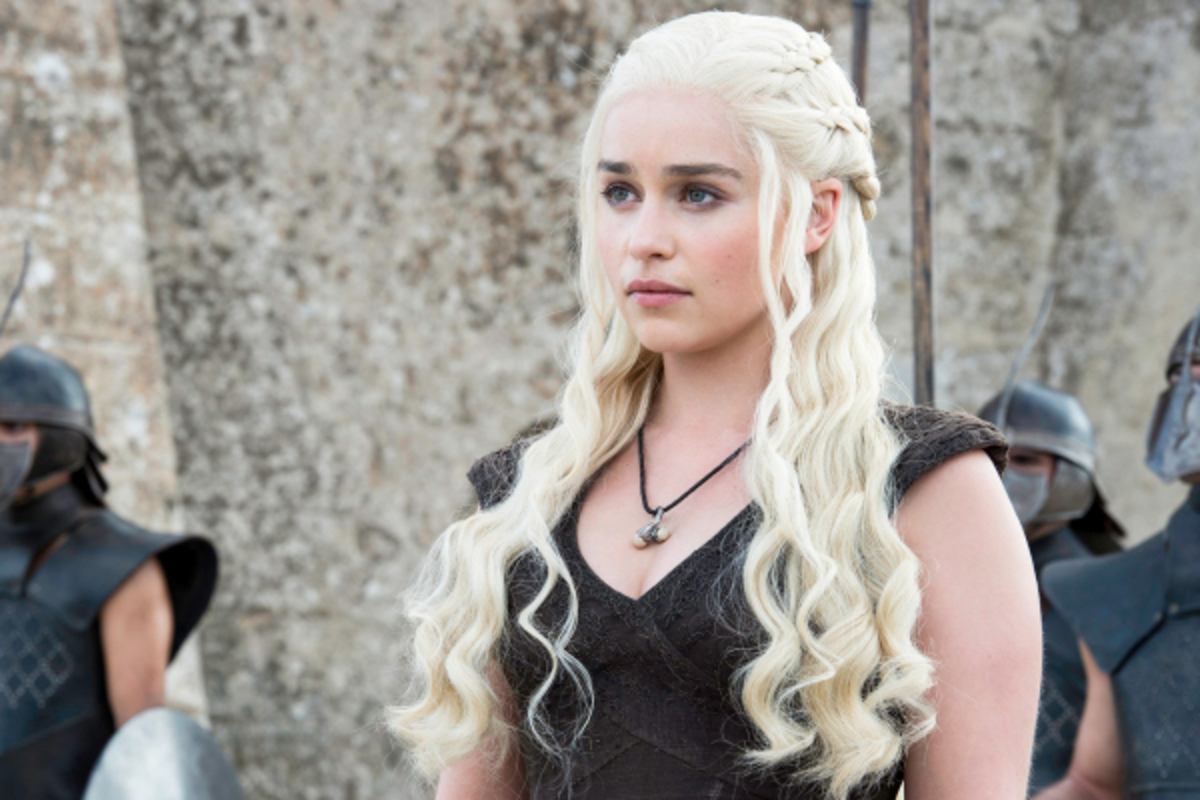 Game of Thrones: Η «Daenerys» βρίσκεται στην Ελλάδα! [pic] | Newsit.gr