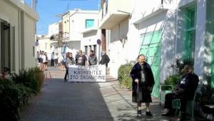 Λασίθι: Με πανό στην παρέλαση – «Δεν έχουμε καθηγητές» [vid]