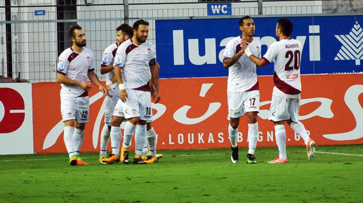 Σεφτέ για ΑΕΛ! Πρώτη νίκη φέτος | Newsit.gr