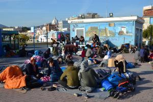 Λέσβος: Απεργία πείνας αρχίζει ομάδα Αφγανών μεταναστών