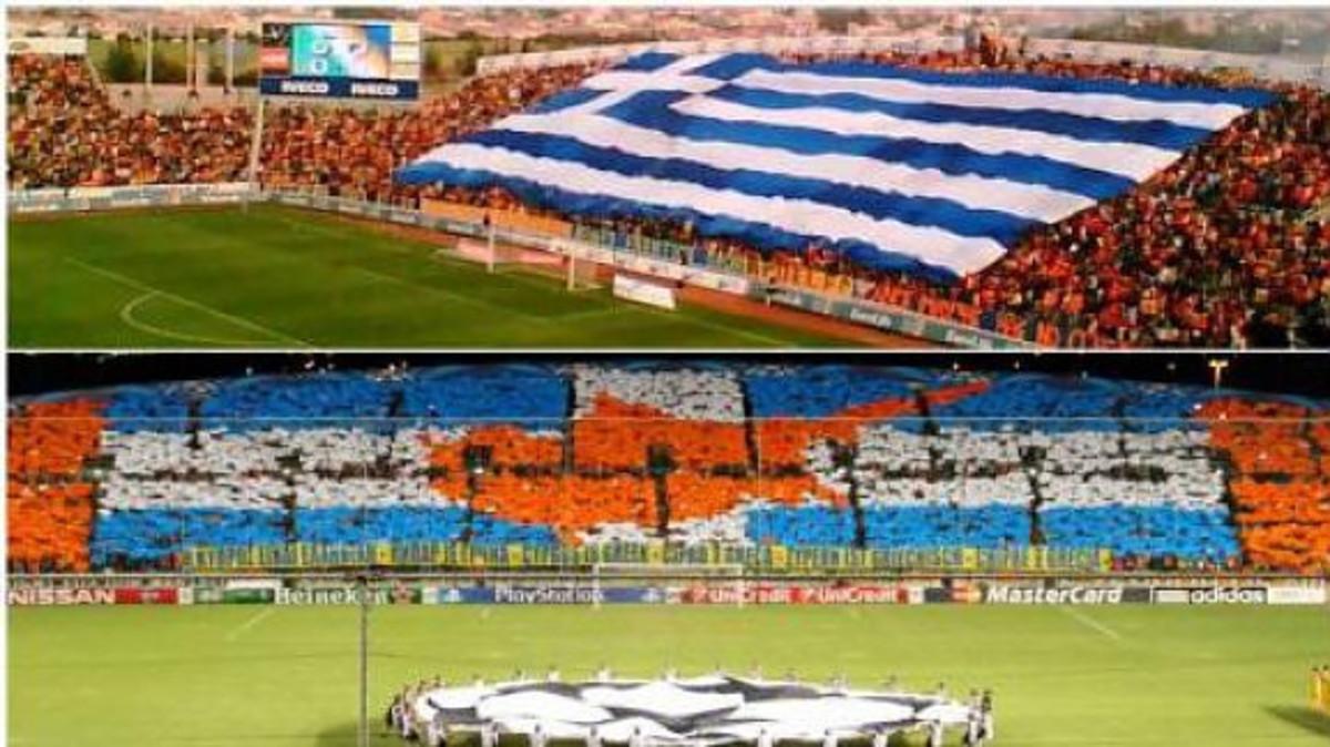 Κύπρος – Ελλάδα: Mεγάλη κυπριακή ομάδα υποστηρίζει εθνική Ελλάδος! | Newsit.gr