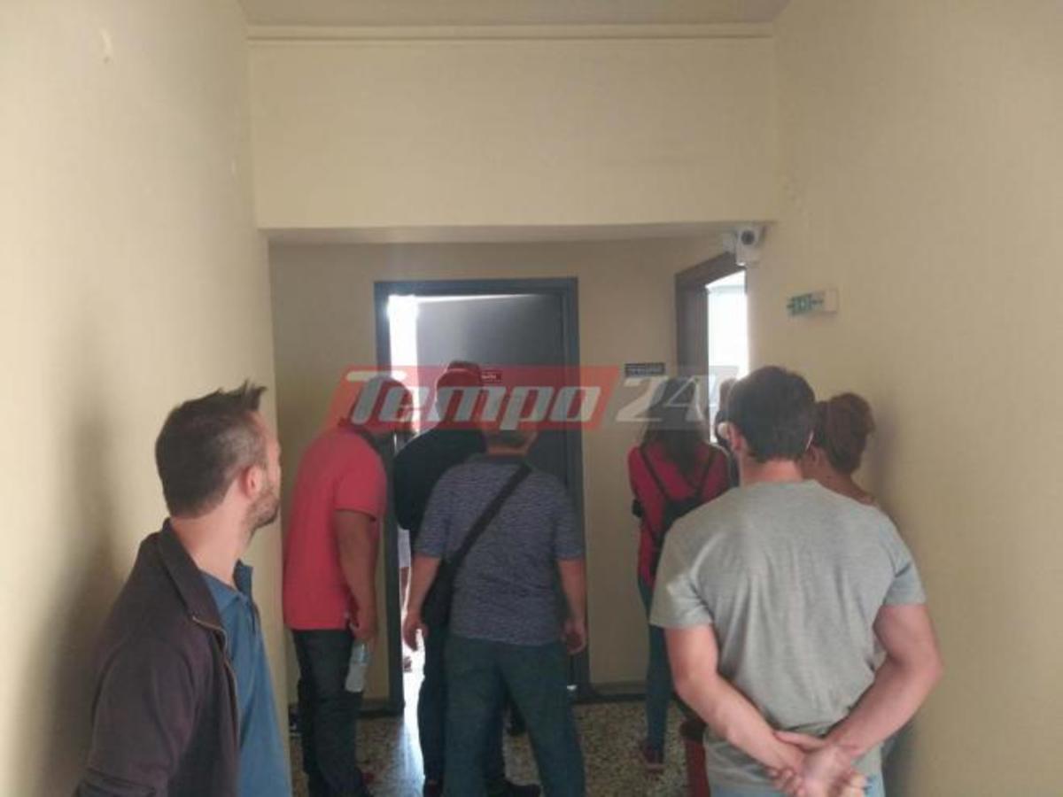 Πάτρα: Άναψαν τα «αίματα» στο Εργατικό Κέντρο για τις εκλογές των Ιδιωτικών Υπαλλήλων [vids] | Newsit.gr