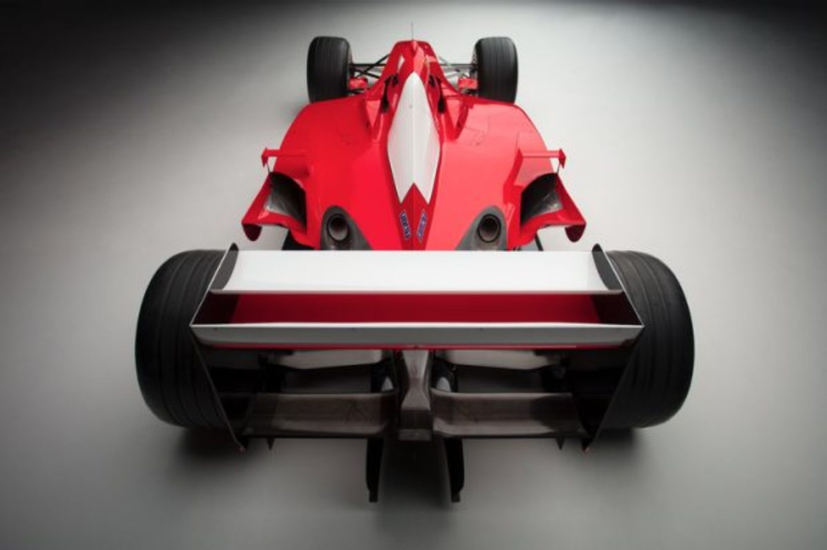Πωλείται η Ferrari F2001 του Schumacher σε κατάσταση… ready to race! [pics] | Newsit.gr