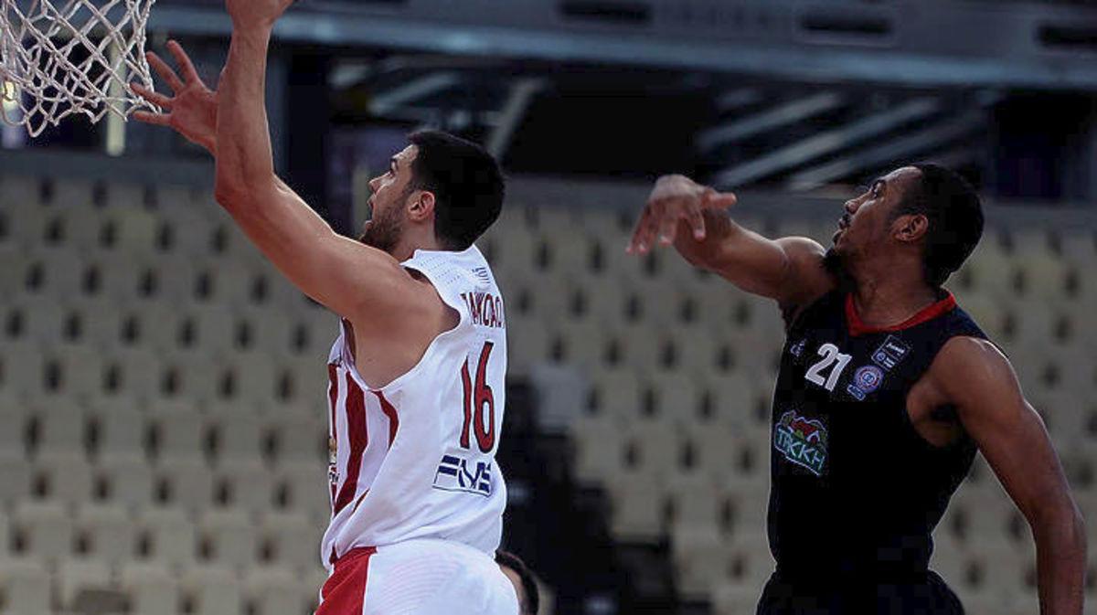 Ολυμπιακός: Προπόνηση με… Τρίκαλα, πριν από τη Μακάμπι! | Newsit.gr