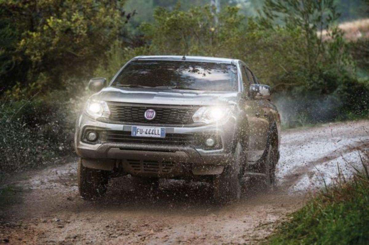 H FIAT λανσάρει το Fullback Cross [pics] | Newsit.gr