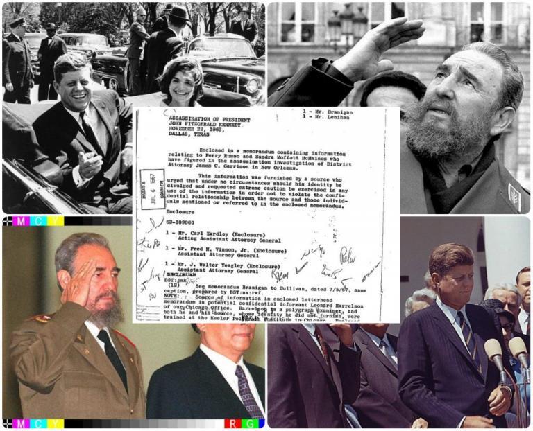 CIA: Τα νοσηρά σχέδια δολοφονίας του Φιντέλ Κάστρο | Newsit.gr