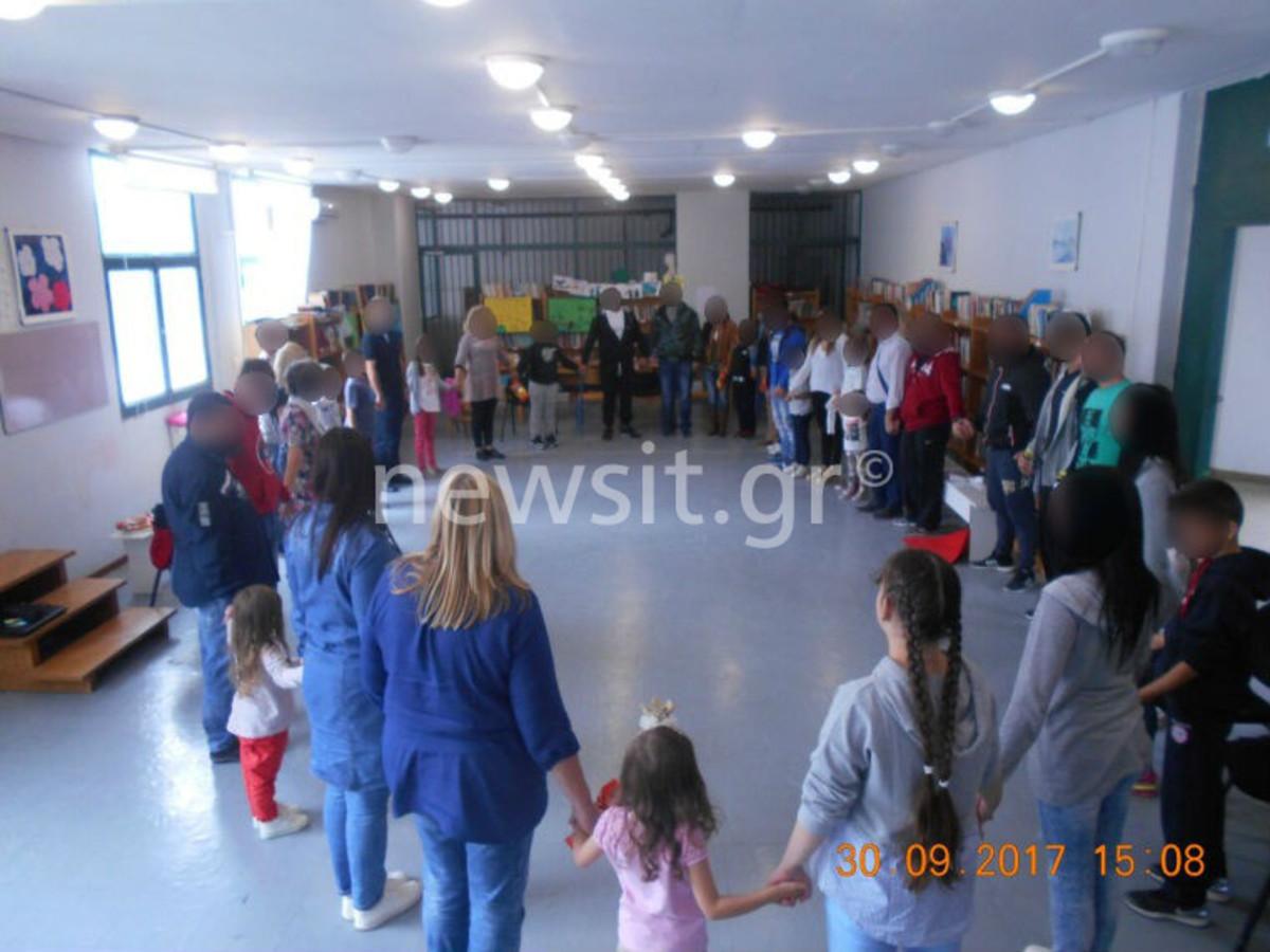 Φυλακές Μαλανδρίνου: Άνοιξαν τις πόρτες τους για τα παιδιά των κρατουμένων [pics]   Newsit.gr